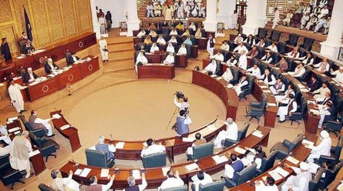 KP govt to present budget of over Rs613 billion today