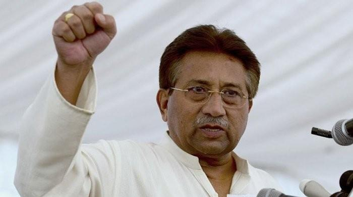 Commission to record Musharraf's statement in treason case, orders court