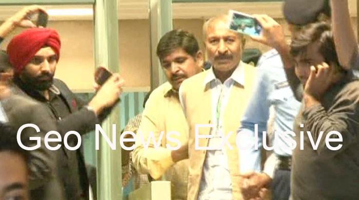 Mansha Bomb arrested from SC premises