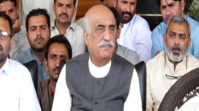 Were ready for talks but opposition leader was suddenly arrested: Khursheed Shah