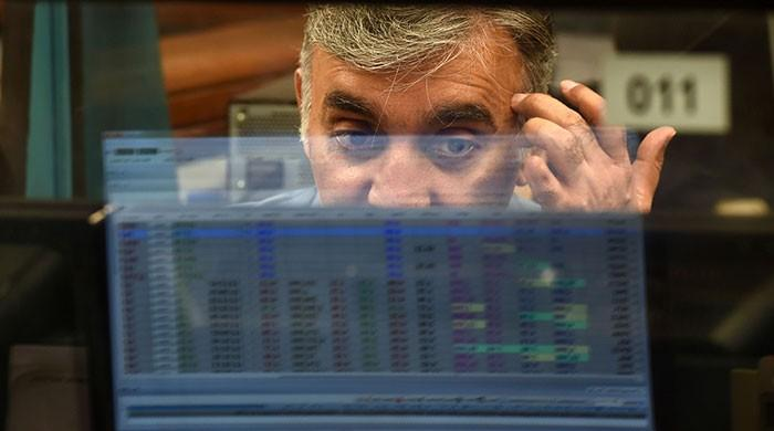 Stocks touch 2-year low after appeal for IMF bailout
