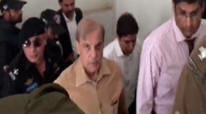 Shehbaz Sharif's remand extended for 10 days in Ashiana Housing case