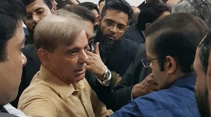 Court grants NAB 14-day extension in Shehbaz Sharif's remand