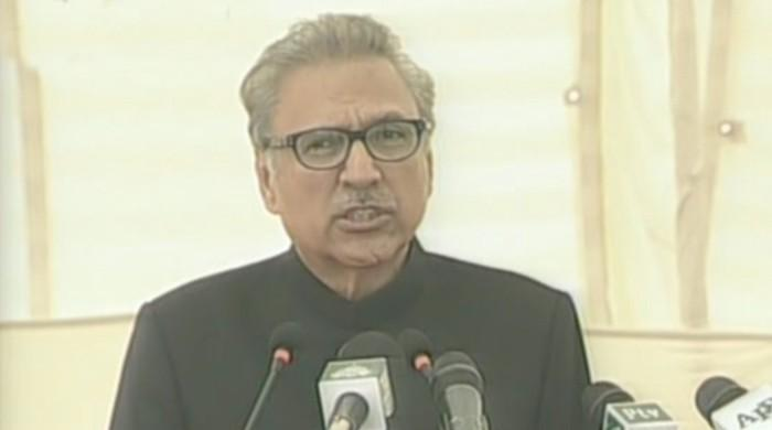 President Arif Alvi calls for strong seaward defense