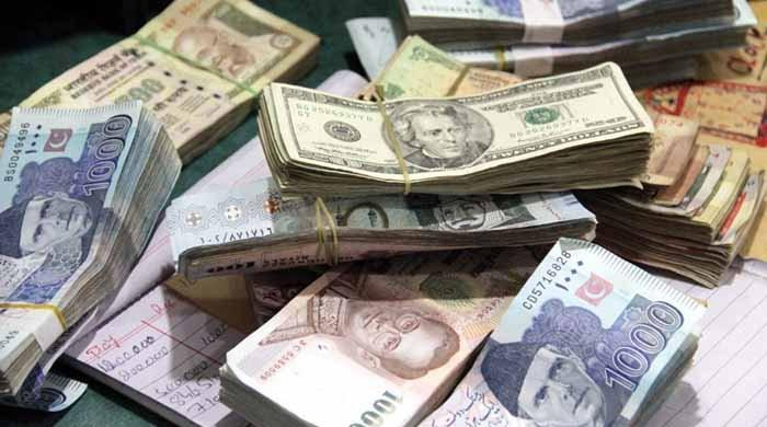 Rupee continues to depreciate against dollar in open market
