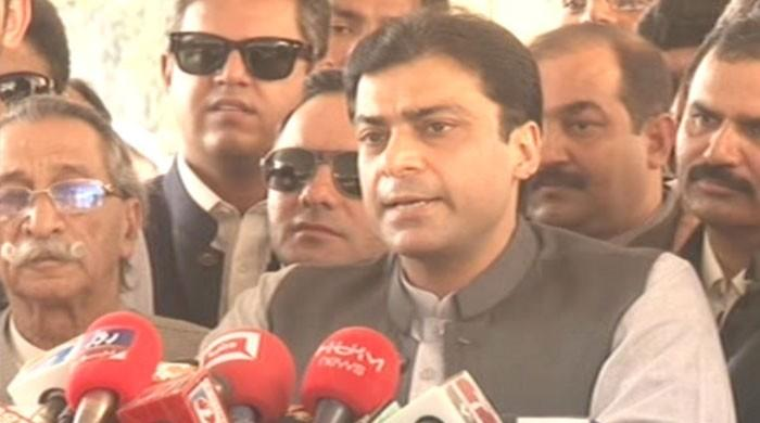 Hamza urges PM Khan not to hide behind NAB
