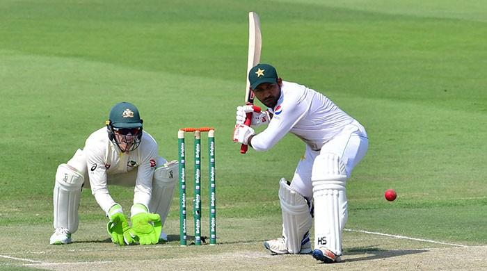 Sarfraz happy to respond to criticism with innings of 94