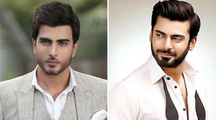 Fawad Khan, Imran Abbas nominated for world's '100 Most Handsome Faces'