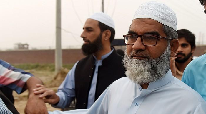 Satisfied over justice being served: Zainab's father