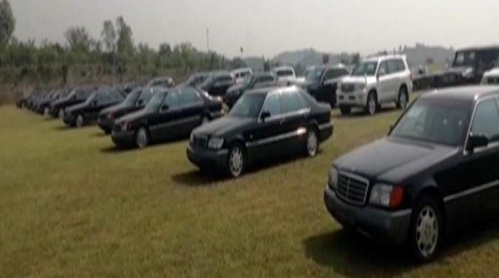 Only one out of 49 vehicles sold in PM House auction