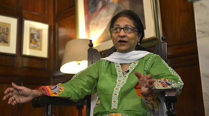 Asma Jahangir, in humour and heroism