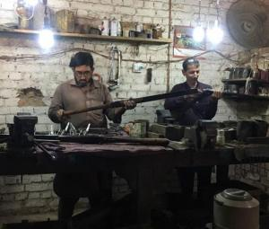Weapons factories of KP to have single industrial estate in Peshawar