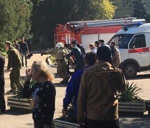 Death toll rises to 18 in Crimea college blast