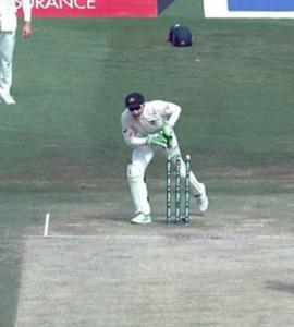 You won't believe how Azhar Ali was run out