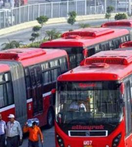 Punjab govt to end subsidies on Metro bus fares