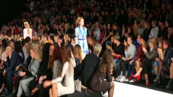 Russia Fashion Week under way in Moscow