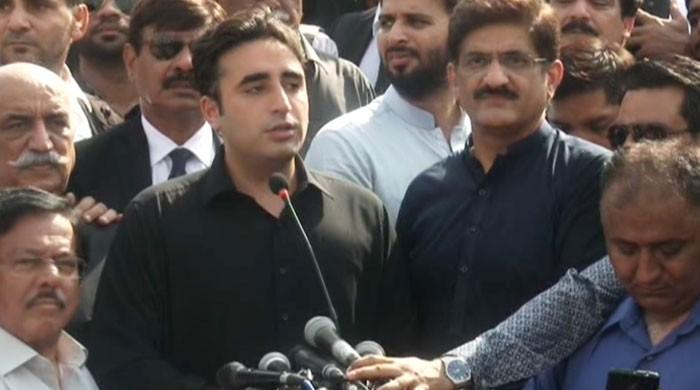 Tehreek-e-Insaf has become Tehreek-e-Inteqaam: Bilawal