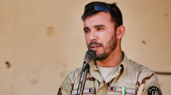 Powerful Afghan police chief killed in shooting on US security meeting