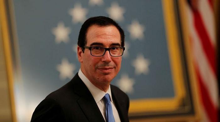 US Treasury Secretary Mnuchin withdraws from Saudi conference