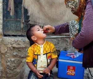 Minor diagnosed with polio virus in now-defunct FATA, saved from paralysis