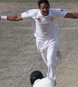 From a welder to Test hero, Mohammad Abbas is living the dream