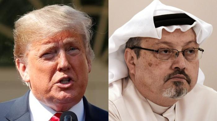 Trump says it looks like Saudi journalist is dead