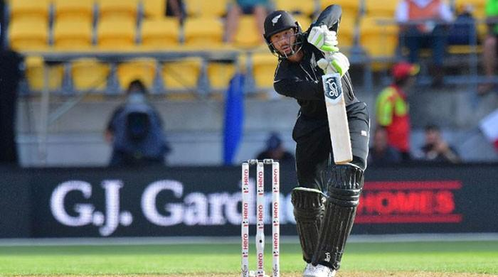 New Zealand's Martin Guptill out of Pakistan series