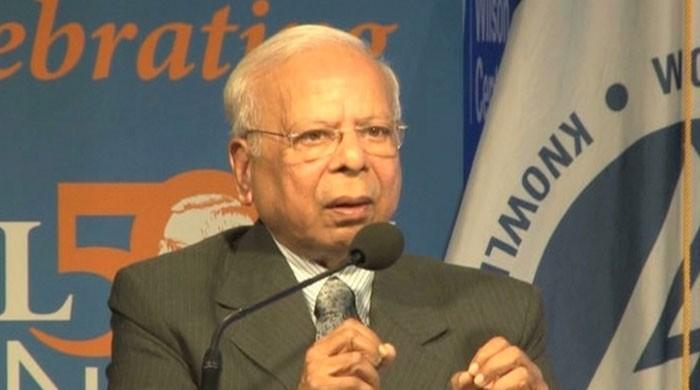 Pakistan's big issue is debt payment, not defense expenditure: Dr Ishrat Husain