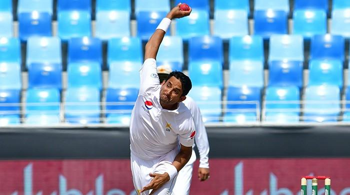 Cricket world all praise for Mohammad Abbas
