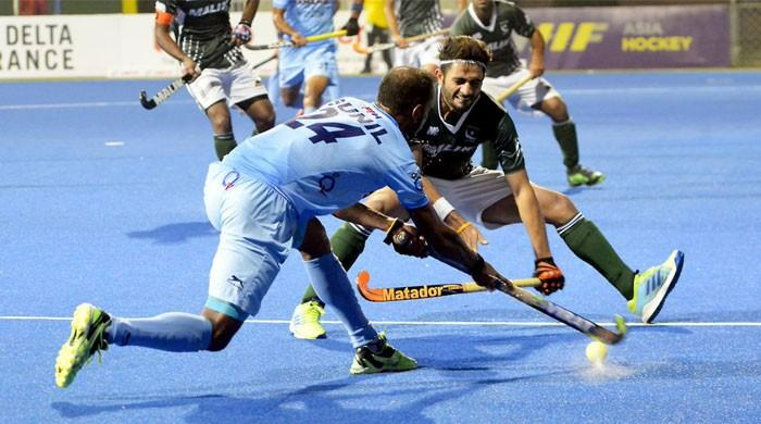 India beat Pakistan 3-1 in Asian Hockey Champions Trophy