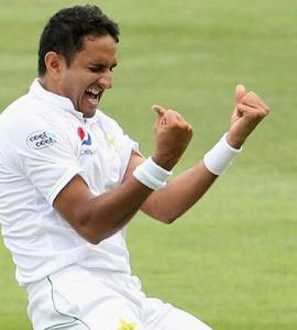 Mohammad Abbas jumps to No. 3 in ICC Test bowlers ranking