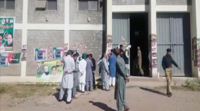 PML-N's Amir Altaf leads in AJK Legislative Assembly seat by-polls