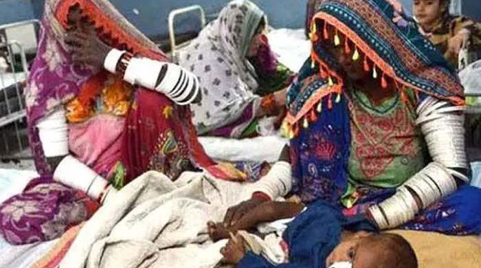 Two more children succumb to malnutrition in Tharparkar