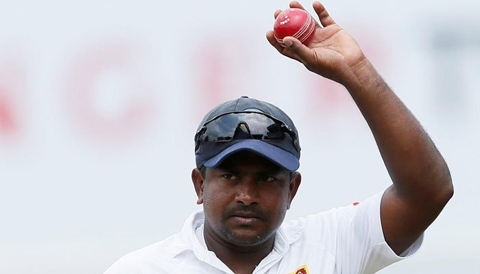 Sri Lanka's Rangana Herath to retire after England Test series opener