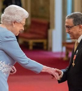 Royal Society of Medicine elects Pakistani-origin doctor as ENT section president