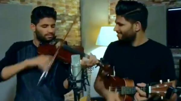 After Momina and Ahad Raza Mir, Leo Twins present their rendition of 'Ko Ko Korina'