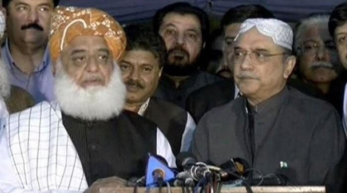 Zardari up for uniting opposition parties against government