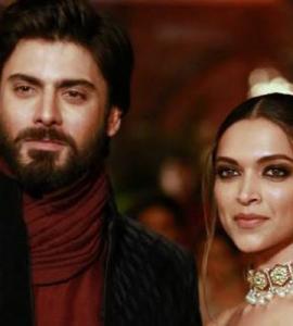Fawad Khan has the dreamiest eyes: Deepika Padukone
