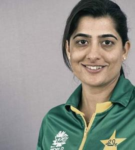 Sana Mir tops ICC ODI bowling rankings