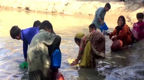 The water woes of Dera Ismail Khan residents