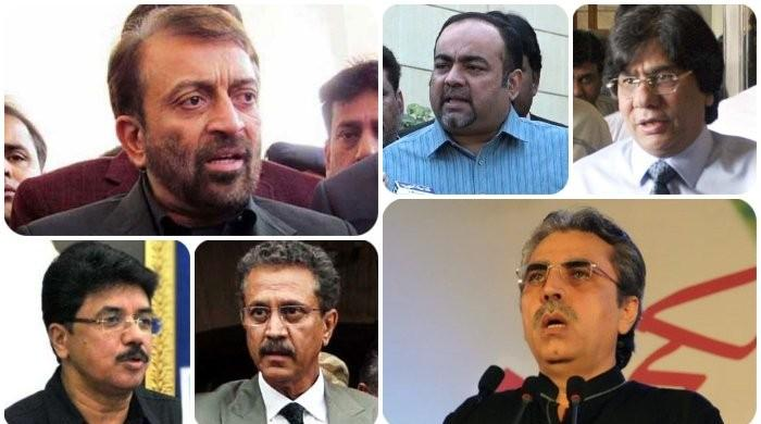 Farooq Sattar, other MQM-P leaders indicted in 21 hate speech cases