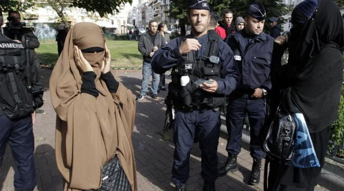 France's ban on full-body Islamic veil violates human rights: UN rights panel