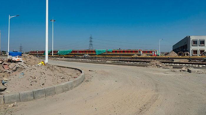 The Orange Line Metro Train: Which way forward?