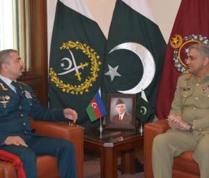 Azerbaijan's Chief of State Border service calls on COAS