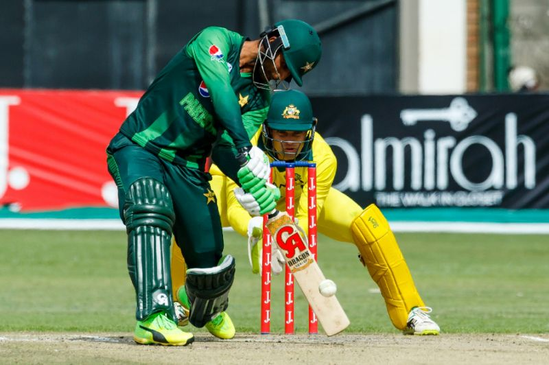 Australia put Pakistan in to bat in first T20