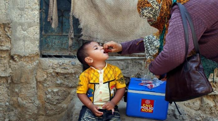 Improved security in Pakistan helpful in fight against polio, says WHO