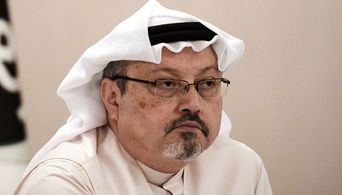 Central Intelligence Agency  director hears Khashoggi murder tape