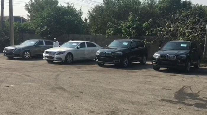 Only three out of 48 cars sold during auction of PM House vehicles