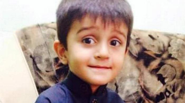 Scottish father appeals to PM, CJP for justice in murder case of toddler
