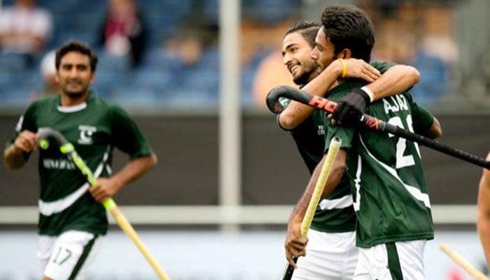 1d7ae2a92 Pakistan defeats Malaysia in Asian Hockey Champions Trophy semi-final
